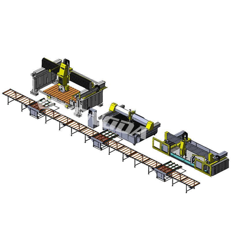 YONGDA-Manufacturer Of Countertop Installation Countertop Processing Production Line-1